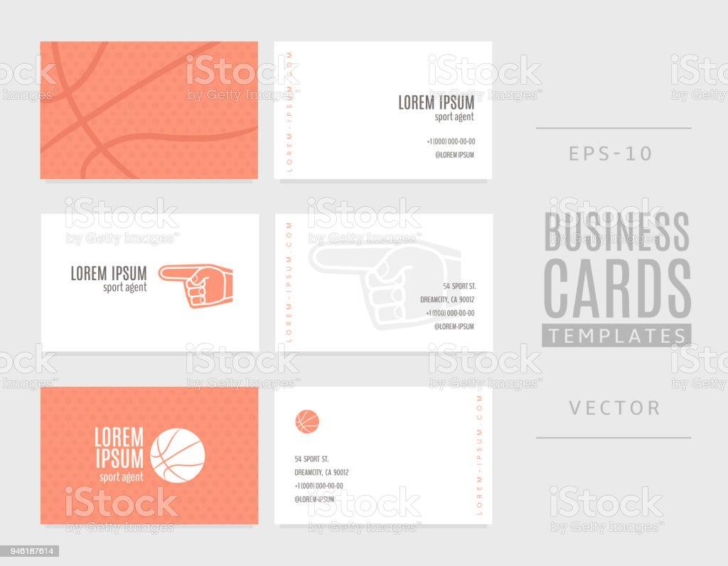 Basketball business cards a good idea for sports agents coaches and basketball business cards a good idea for sports agents coaches and players royalty colourmoves