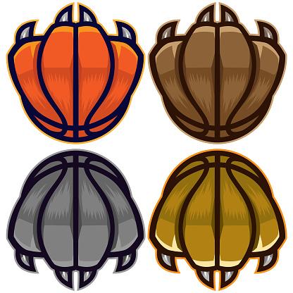 Basketball Claws