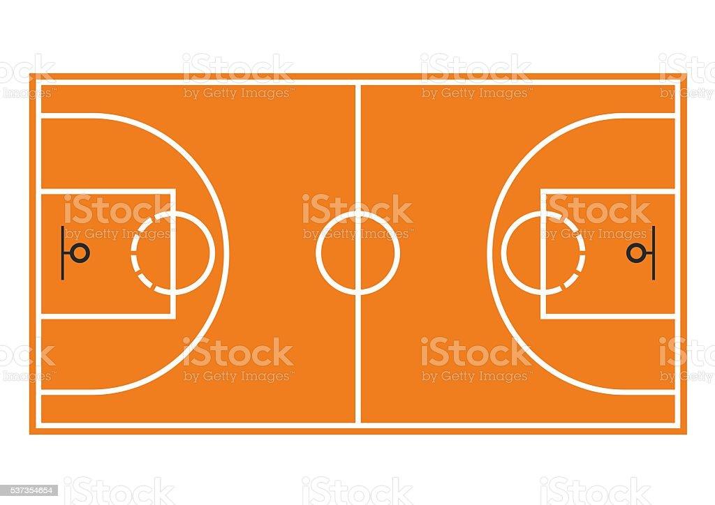 royalty free court clip art vector images illustrations istock rh istockphoto com Basketball Court Illustration Basketball Court Clip Art No Background