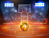 drawing of vector basketball court sign. Created by illustrator cs 6. This file of transparent.