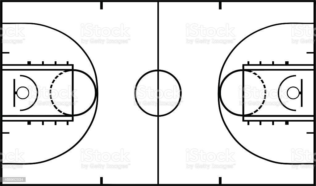 terrain de basketball cliparts vectoriels et plus d 39 images de 2015 468952534 istock. Black Bedroom Furniture Sets. Home Design Ideas