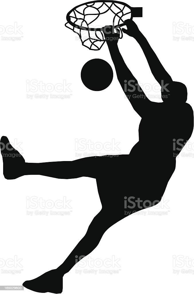バスケットボールダンク イラストレーションのベクターアート素材や画像を多数ご用意 165029600 Istock