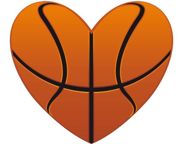 Výsledek obrázku pro love basketball clipart