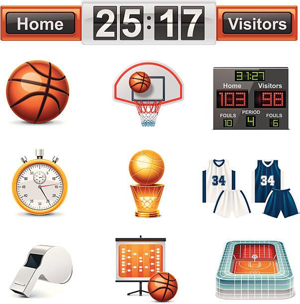 Basketball Scoreboard Illustrations, Royalty-Free Vector ... (603 x 612 Pixel)