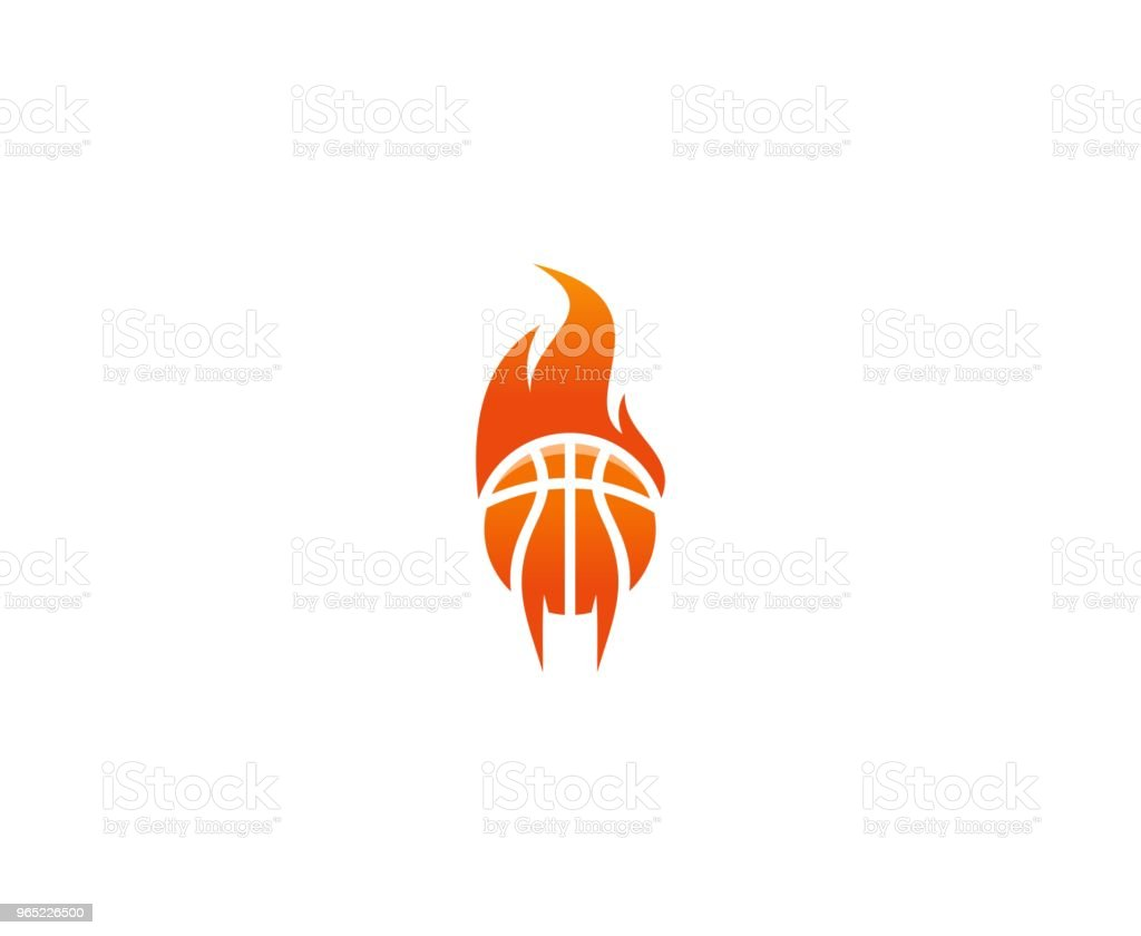 Basketball icon royalty-free basketball icon stock vector art & more images of badge