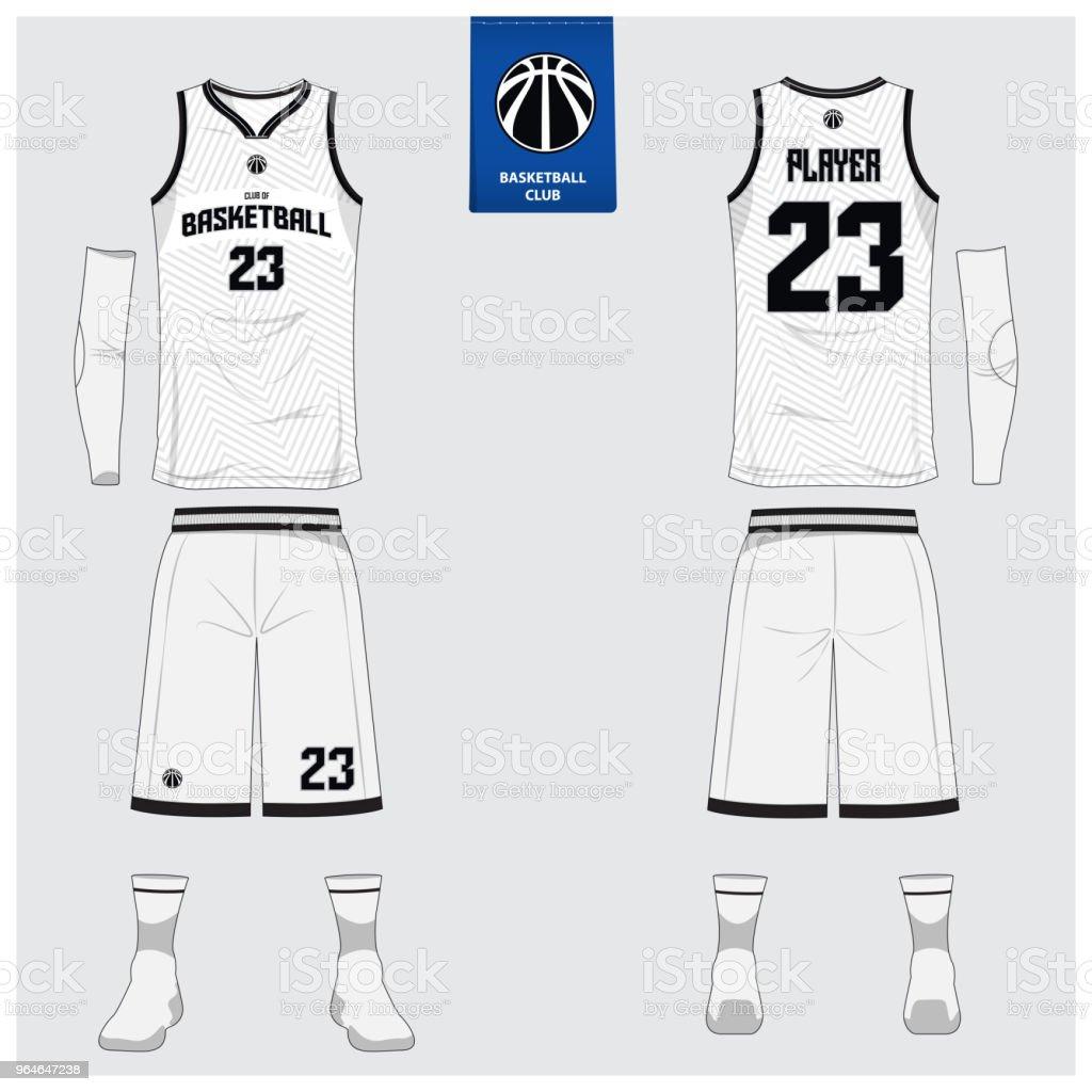 Download Basketball Jersey Or Sport Uniform Template Design For ...