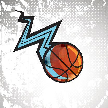Basketball lightning