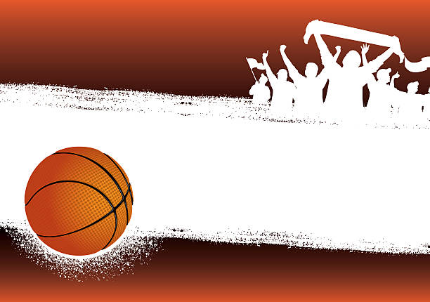 Best Basketball Fans Illustrations, Royalty-Free Vector ...