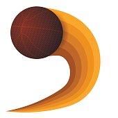 Basketball Orange Icon