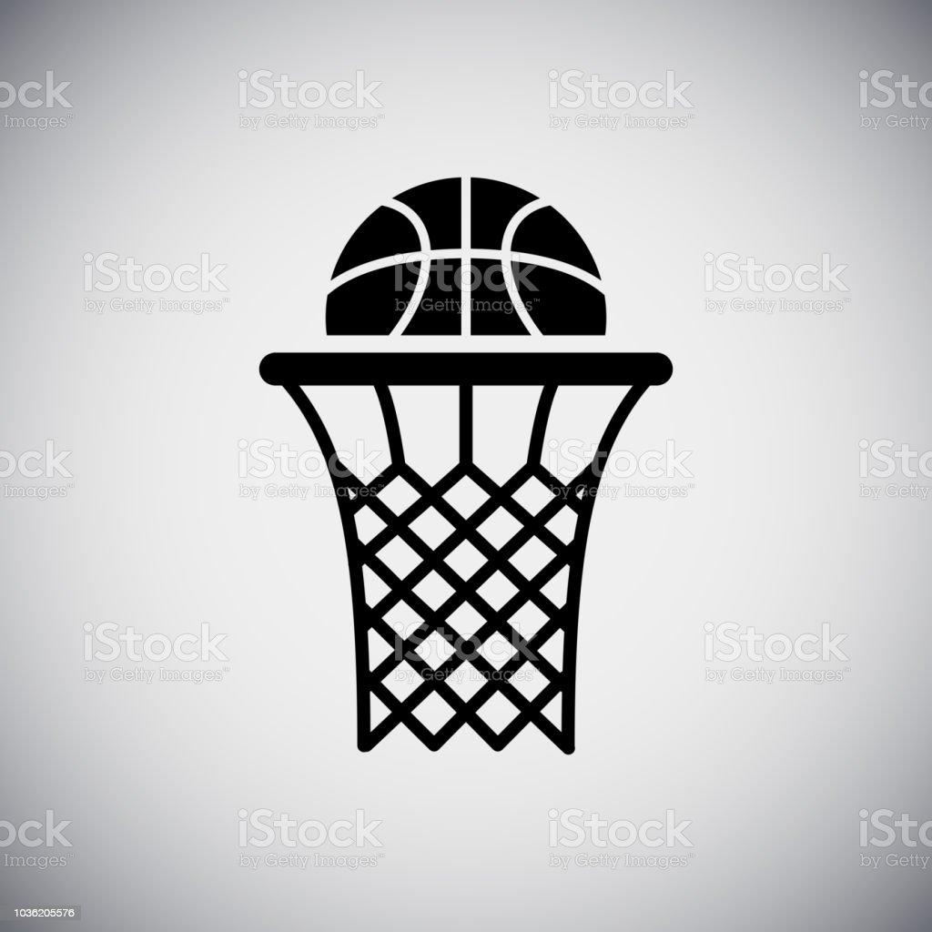 f0b0b419c10cb Basketball Sign Score Vector Sport Illustration Stock Illustration ...