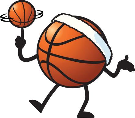 Basketball Spinner