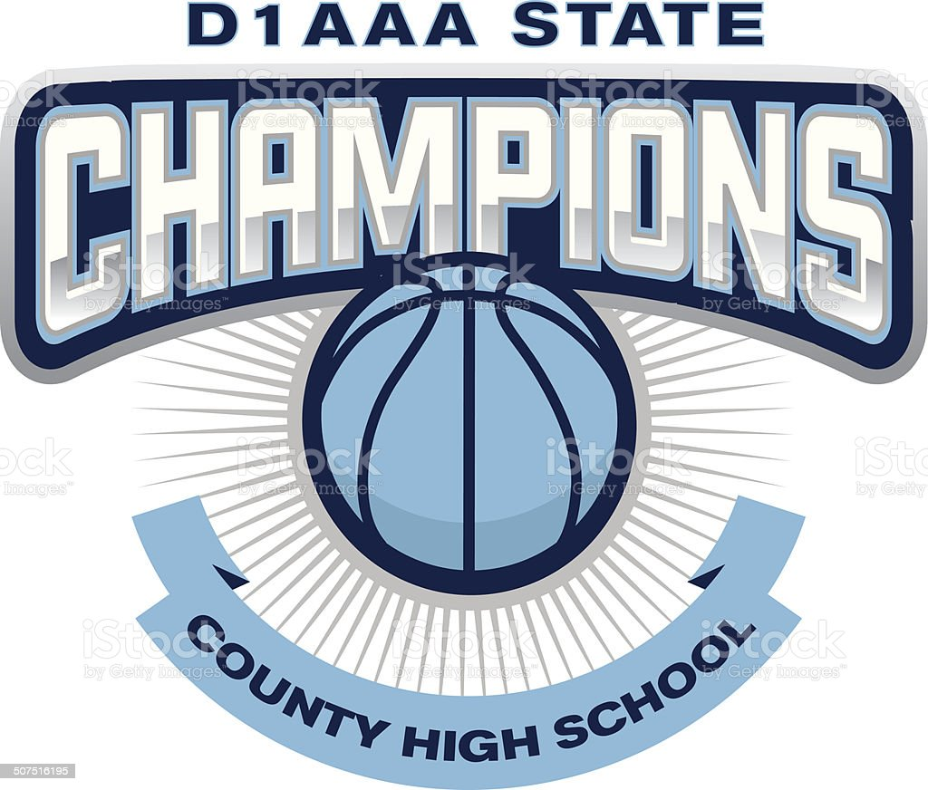 Basketball State Champions royalty-free basketball state champions stock vector art & more images of banner - sign