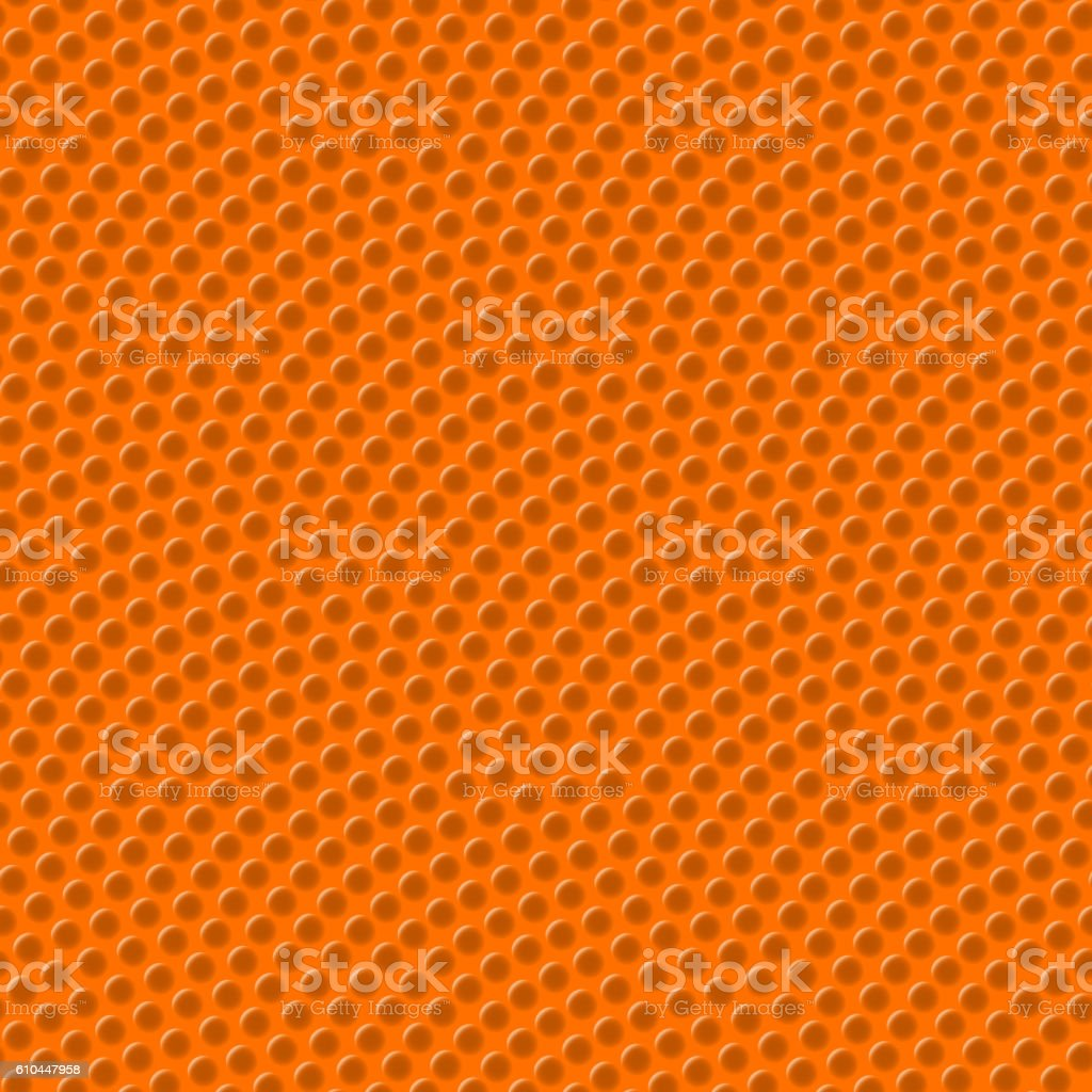 Basketball texture seamless pattern