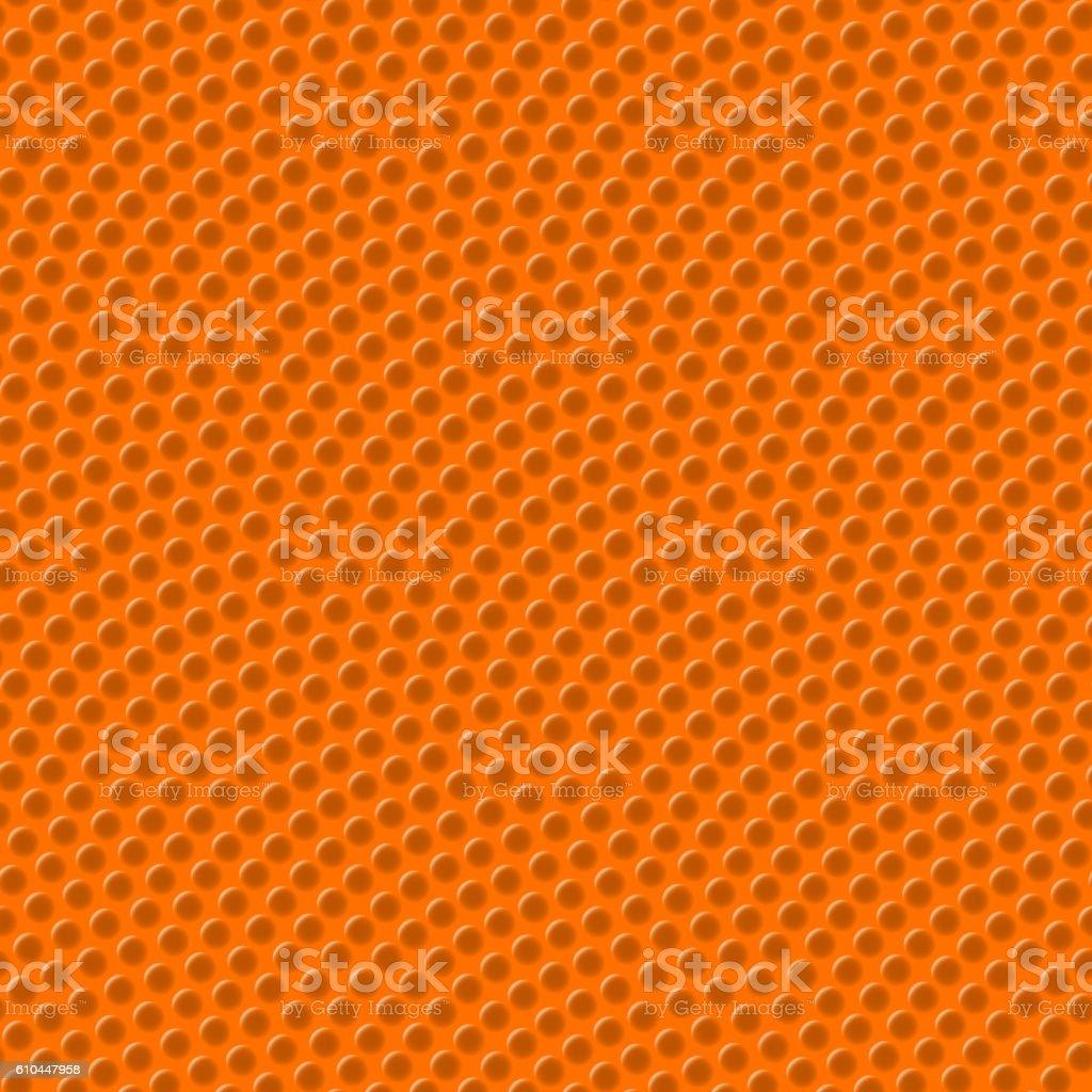 Basketball texture seamless pattern vector art illustration