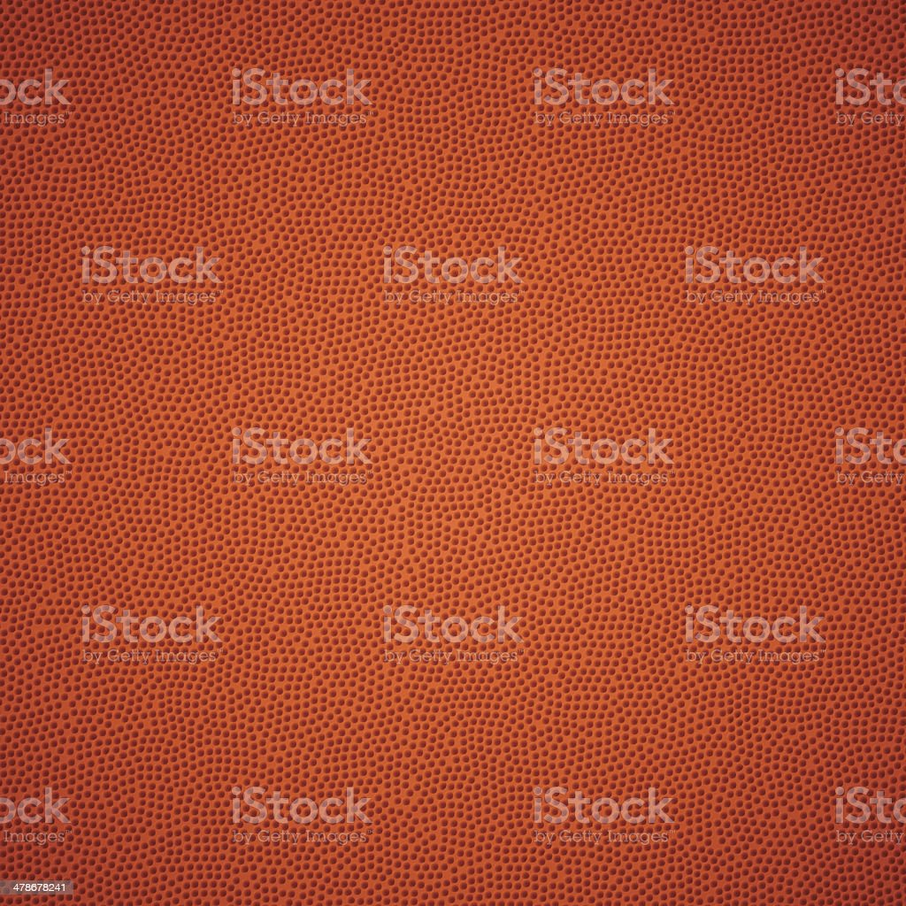 Basketball Texture royalty-free stock vector art