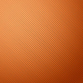 Basketball texture with bumps