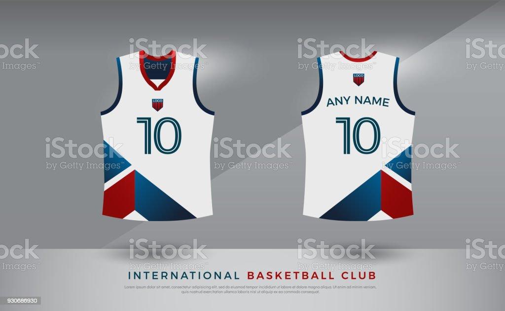 Basketball Tshirt Design Uniform Set Of Kit Volleyball Jersey ...