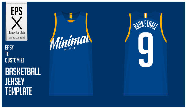 Download Get Basketball Uniform Mockup Front View Pics Yellowimages ...