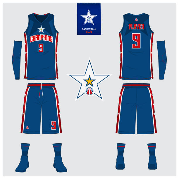 Download Basketball Uniform Illustrations, Royalty-Free Vector ...