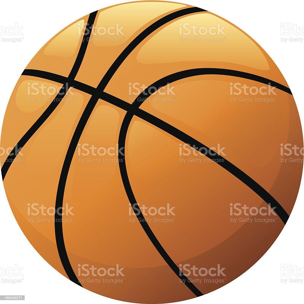Basketball royalty-free basketball stock vector art & more images of ball