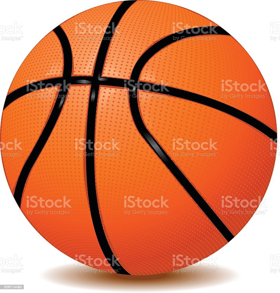 basketball stock vector art more images of activity 526714490 istock rh istockphoto com free basketball vector art basketball player vector art