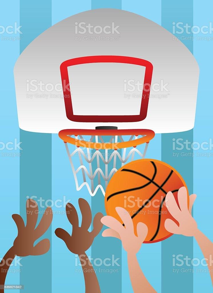 Basketball royalty-free basketball stock vector art & more images of basketball - ball