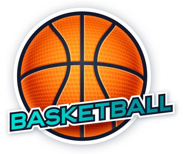 stockillustraties, clipart, cartoons en iconen met basketbal - samen sporten