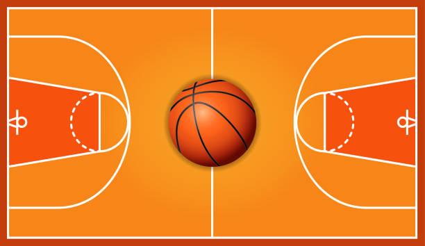 Best Basketball Court Floor Texture Illustrations, Royalty ...