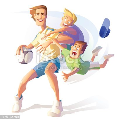 istock basketball-family 179165759