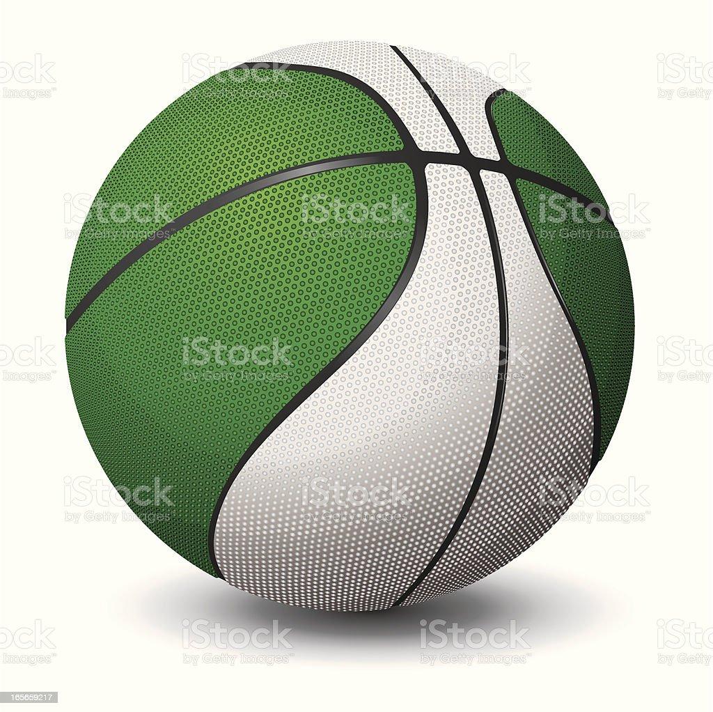 Basketball-Nigeria royalty-free basketballnigeria stock vector art & more images of basketball - ball