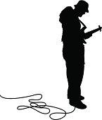 istock bass guitarist 149376940