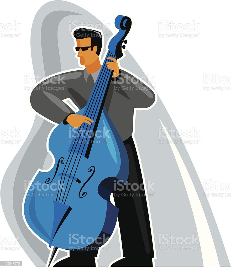 bass player royalty-free bass player stock vector art & more images of adult