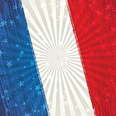 """This illustration is a background of the text for """"Bastille day""""."""