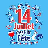Bastille Day - French National Day