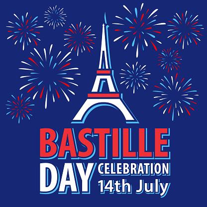 Bastille Day Paris Celebrations