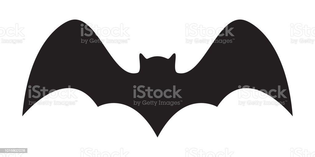 Vetores De Morcego Vector Icone Logotipo Halloween Personagem
