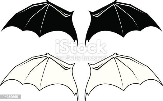 istock Bat Wings 149395591