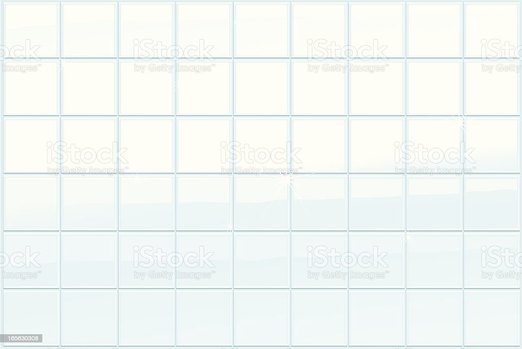 bath tiles vector art illustration