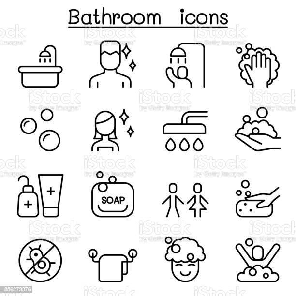 Bathroom icon set in thin line style vector id856273376?b=1&k=6&m=856273376&s=612x612&h=kyy0pspsb5ktl807aen8qjg c3vuorhlqanmelnbcey=