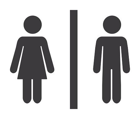 Bathroom Mixed Gender Icon