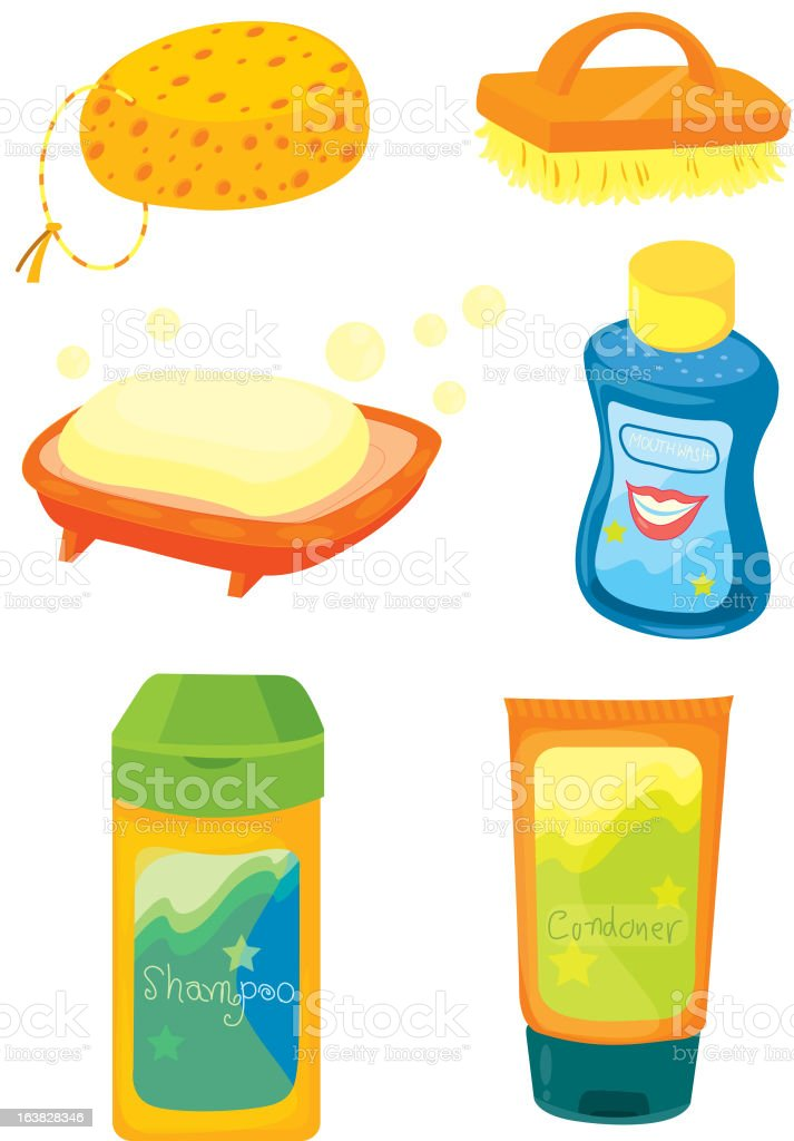 bathroom objects royalty-free bathroom objects stock vector art & more images of bar of soap