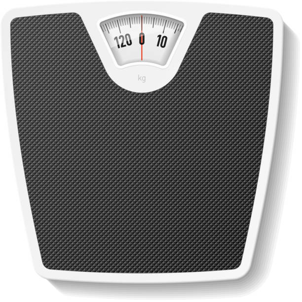 Best Bathroom Scale Illustrations, Royalty-Free Vector ...
