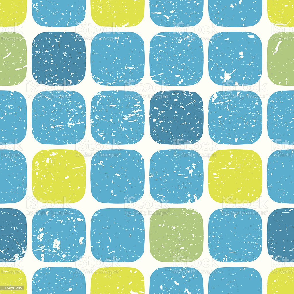 Bathroom Tiles Seamless Pattern Stock Vector Art & More Images of ...