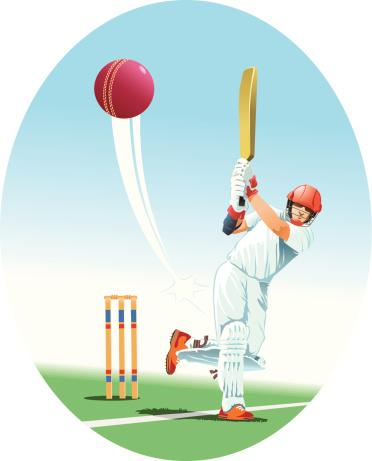 Batsman in Cricket