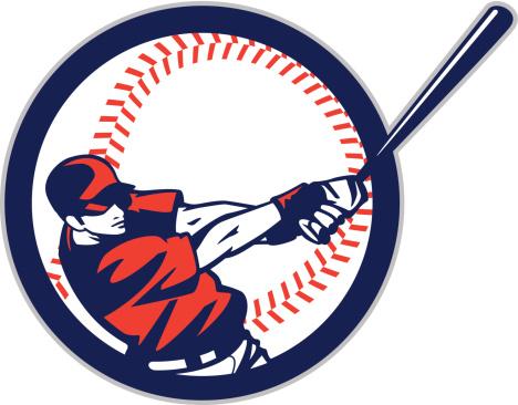 Batter in ball