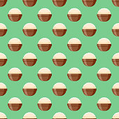 Batter Seamless Pattern