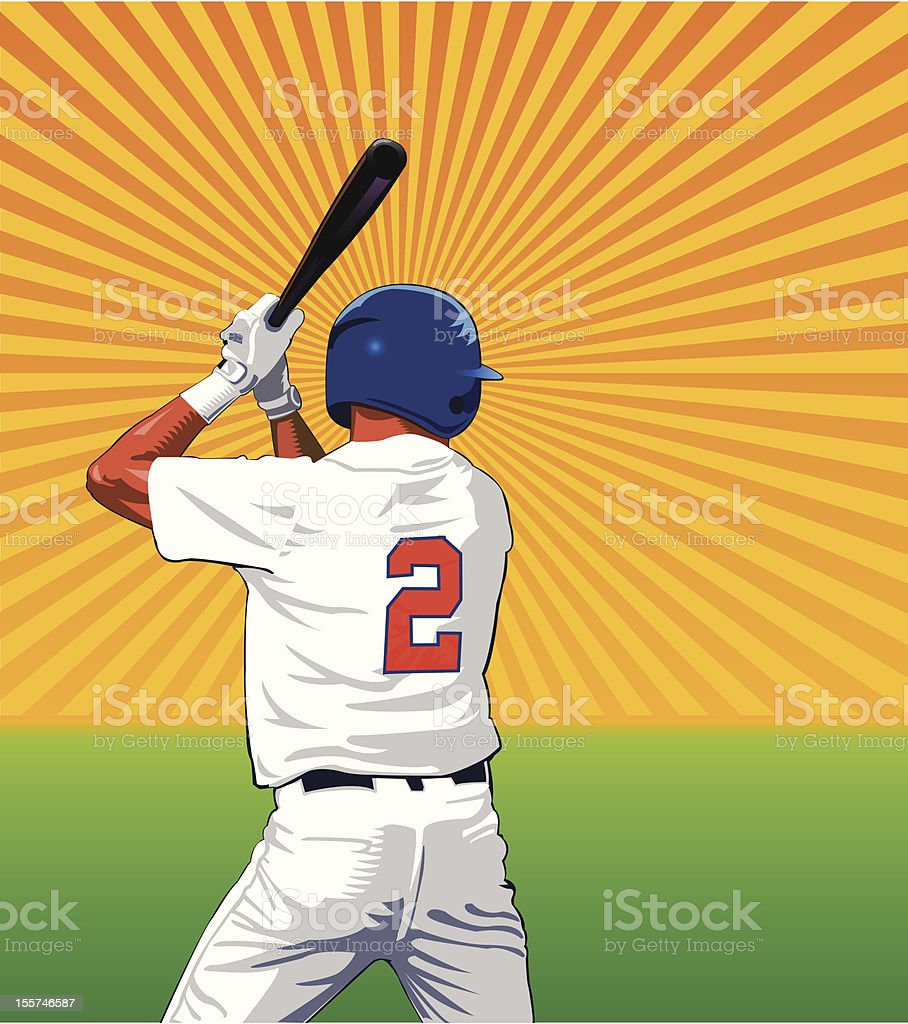 Batter royalty-free batter stock vector art & more images of angle
