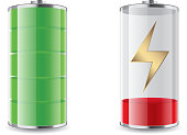 istock Battery charging 463202587