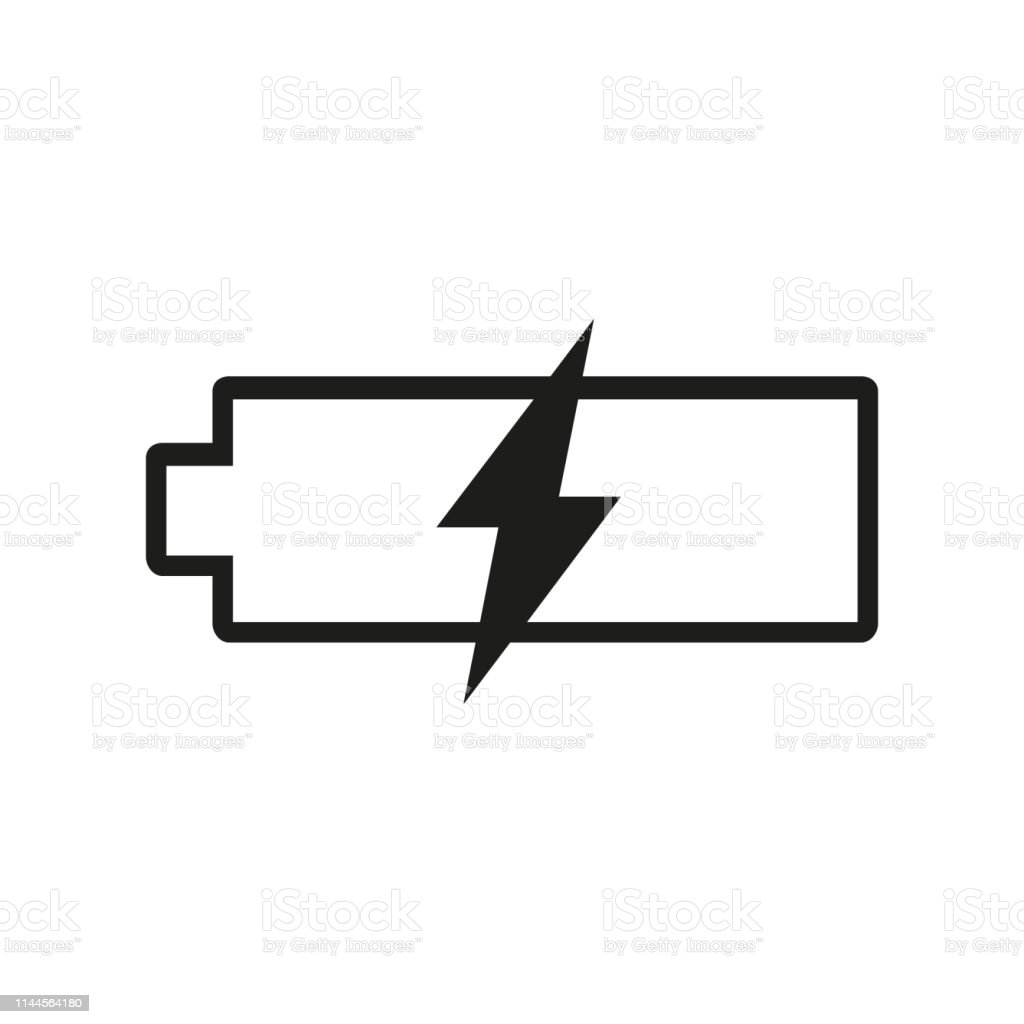 battery vector icon charge symbol simple flat design for web or mobile app stock illustration download image now istock battery vector icon charge symbol simple flat design for web or mobile app stock illustration download image now istock