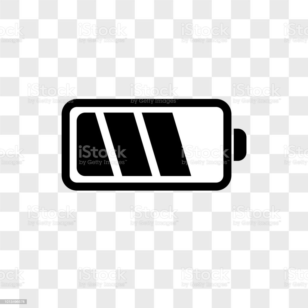 battery vector icon on transparent background battery icon stock illustration download image now istock battery vector icon on transparent background battery icon stock illustration download image now istock